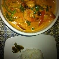 Photo taken at Thai Thani Restaurant by CJ S. on 5/14/2012