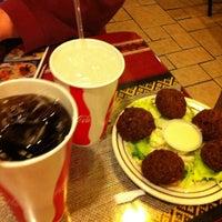 Photo taken at Jerusalem Restaurant by Tony L. on 2/25/2012