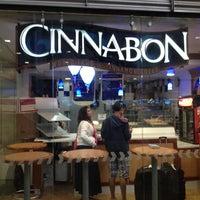 Photo taken at Cinnabon by Daniel Z. on 6/3/2012
