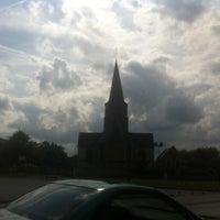 Photo taken at Massemen Plaetse by Ludwig B. on 6/17/2012