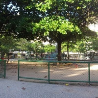 Photo taken at Praça General Osório by Fernanda S. on 8/18/2012
