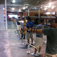 Photo taken at Texas Archery Academy by Samuel O. on 6/2/2012