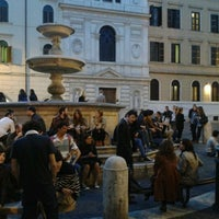 Photo taken at Piazza della Madonna dei Monti by Stefano R. on 5/8/2012