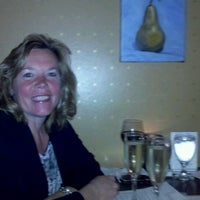 Photo taken at Blue Pear Bistro by Pattie D. on 3/29/2012