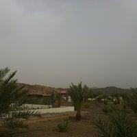 Photo taken at Alhabob Farm by Yas ™. on 2/26/2012