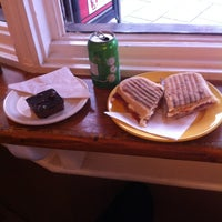 Photo taken at Amici Coffee Deli by Mikey B. on 5/9/2012