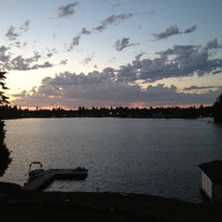 Photo taken at Steilacoom Lake by Morgan D. on 7/13/2012