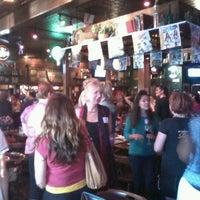Photo taken at Sherlock's Baker Street Pub by Christina T. on 8/31/2012