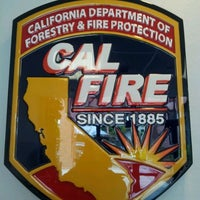 Photo taken at CAL FIRE by Joaquin R. on 3/26/2012