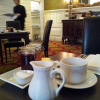 Photo taken at Langtry Manor Hotel by Vincent Z. on 8/16/2012