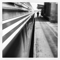 Photo taken at Albany-Rensselaer Station by Chris H. on 6/17/2012