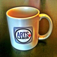 Photo taken at Arts + Labor by Danu A. on 4/2/2012