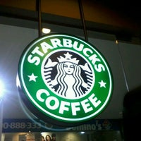 Photo taken at Starbucks by Syaza S. on 8/27/2012