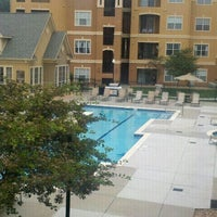 Photo taken at Greenwood Volleyball Pool by Emir S. on 5/23/2012