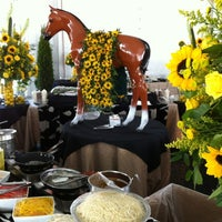 Photo taken at Pimlico Race Course by M F. on 5/17/2012