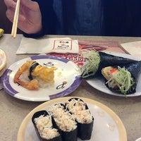 Photo taken at Sushi King by Hanim R. on 5/16/2012