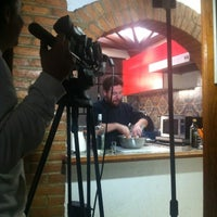 Photo taken at Temique Films by Carlos R. on 9/13/2012