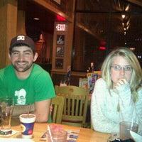Photo taken at Applebee's by Alyssa P. on 3/18/2012