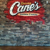 Photo taken at Raising Cane's by Allison P. on 7/16/2012