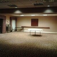 Photo taken at Hampton Inn & Suites Largo by James F. on 5/18/2012