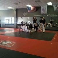 Photo taken at Integrity Martial Arts by JJ V. on 3/14/2012