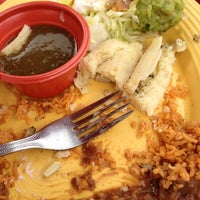 Photo taken at Cocina Cucamonga Mexican Grill by Miles J. on 2/19/2012