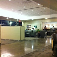 Photo taken at American Airlines Admirals Club by Ross S. on 6/15/2012