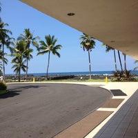 Photo taken at Outrigger Keauhou Beach Resort by Lance O. on 8/29/2012