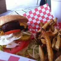 Photo taken at Chop House Burgers by Tom M. on 4/17/2012