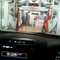 Photo taken at in N out Drive Thru Car Wash by HD Z. on 3/4/2012