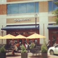 Photo taken at Japaneiro's Sushi Bistro & Latin Grill by Douglas R. on 7/27/2012