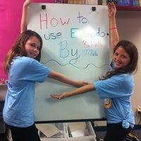 Photo taken at Cedar Creek Elementary by Jon S. on 4/3/2012