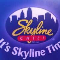 Photo taken at Skyline Chili by Bruce H. on 6/21/2012