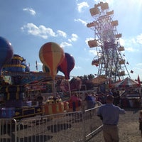 Photo taken at Meade County Fairgrounds by MTV on 7/27/2012