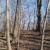 Photo taken at Frick Park by Kim T. on 3/17/2012