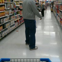Photo taken at Walmart Supercenter by Kelsie H. on 2/10/2012