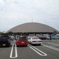 Photo taken at Nagoya International Exhibition Hall by Masashi Y. on 6/17/2012