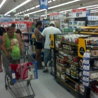 Photo taken at Walmart by Mike G. on 6/8/2012