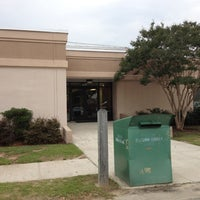 Photo taken at James Island Library by Krista B. on 5/17/2012