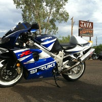 Photo taken at Cave Creek Coffee Company by Chris S. on 7/15/2012