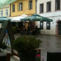 Photo taken at Caffe bar Giardino by Oleh H. on 8/16/2012