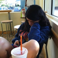 Photo taken at Jamba Juice Frankford & Preston by Matthew S. on 4/22/2012