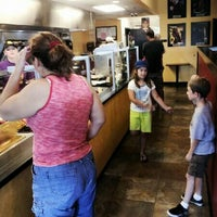 Photo taken at Moe's Southwest Grill by Lance R. on 6/23/2012