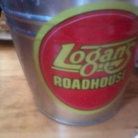 Photo taken at Logan's Roadhouse by Marla R. on 4/30/2012
