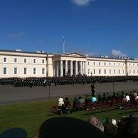 Photo taken at Royal Military Academy Sandhurst by GreenAir Cars M. on 4/13/2012