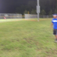 Photo taken at Carolyn Allen Sports Complex by Kyle S. on 8/22/2012