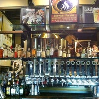 Photo taken at Destihl Restaurant & Brew Works by Cory S. on 9/6/2012