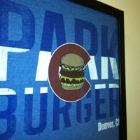 Photo prise au Park Burger par Jeremy J. L. le5/20/2012