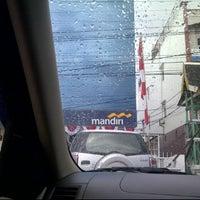 Photo taken at Bank Mandiri KCP Kertak Hanyar by  . on 8/30/2012