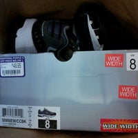 Photo taken at DSW Designer Shoe Warehouse by Chuck H. on 7/15/2012